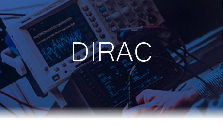Plateforme DIRAC (DIffraction RAyonnement Circuit)