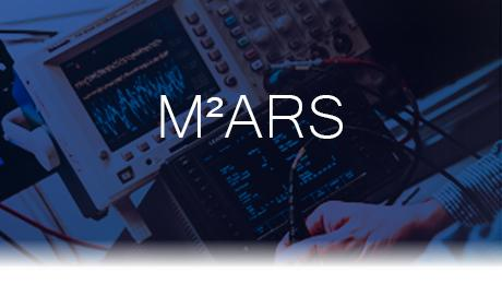 Plateforme M²ARS (Manufacturing Measurement Analysis of Radiating Systems)